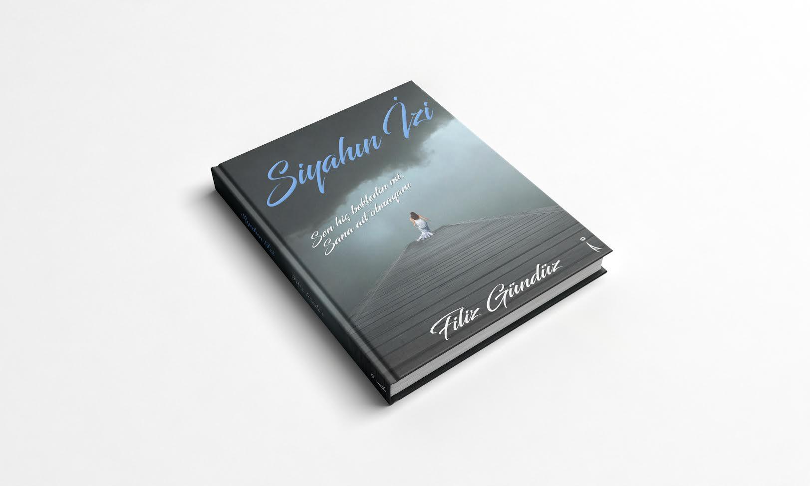Siyahın izi şiir kitabı